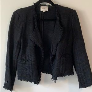 LOFT distressed blazer